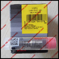 China BOSCH fuel nozzle DSLA143P970, 0433175271,DSLA143P550 for 0445120007, 0445120212,0445120273,2830957, 4025249 supplier