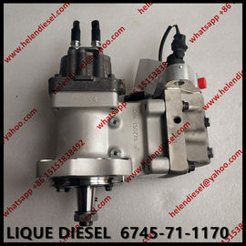 China FUEL PUMP 6745-71-1170 , 6745711170 , GENUINE KOMATSU DIESEL INJECTION PUMP 6745 71 1170 /6745-71-1170 supplier
