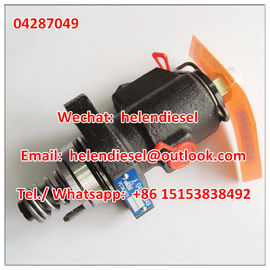 China Genuine DEUTZ unit pump 04287049, 0428 7049 , original and new 04287049A 04287049B 04287049C  04287049D factory