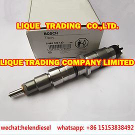 China Genuine and New BOSCH injector 0445120133 ,  0 445 120 133 , Cummins 3965749 , 4993482 , 4945463 , 100% original and new factory