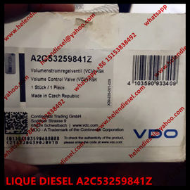 VCV A2C53259841Z , X39-228-001-029 ,VDO GENUINE AND NEW DIESEL FUEL PUMP VOLUME CONTROL VALVE