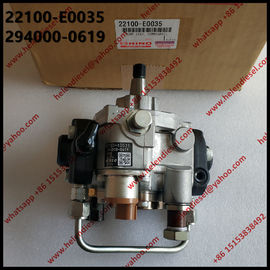 China Diesel Pump 22100-E0030, 22100-E0035, DENSO pump 294000-0610, 294000-0611,294000-0617, 294000-0618, 294000-061#, 22100-E factory