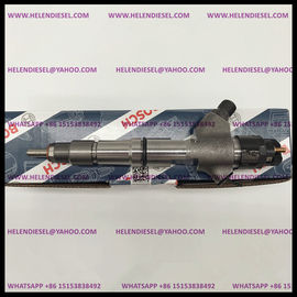 Fuel Injector 0445120344 For WEICHAI 612640080031 , BOSCH original and new diesel injector 0 445 120 344